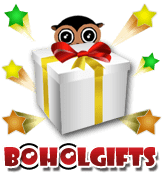 Bohol gifts logo
