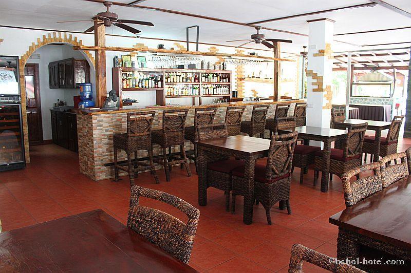 Panglao island, bohol restaurant