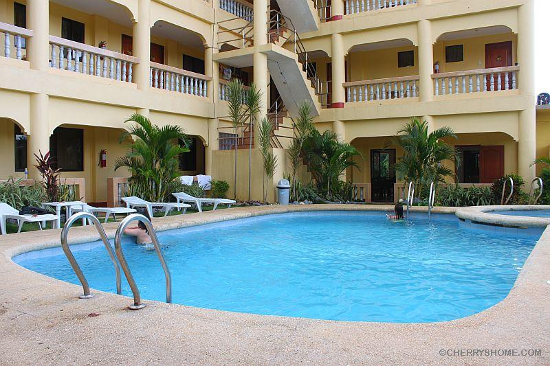 Cherrys resort hotel panglao bohol philippines