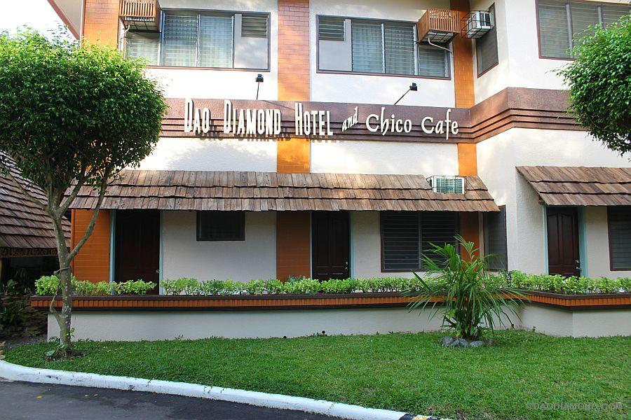 Dao diamond hotel and restaurant bohol philippines