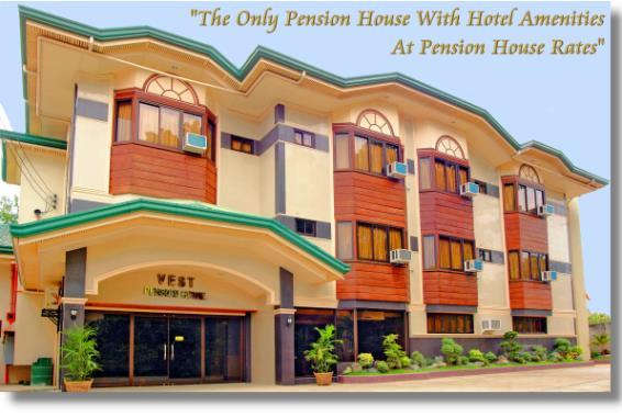 Bohol tagbilaran city vest pension house