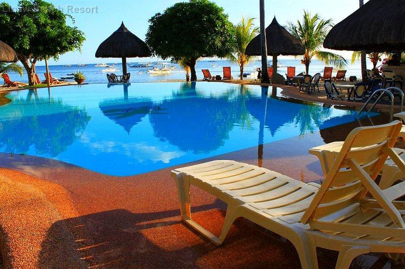 Panglao island boho beach resorts philippines