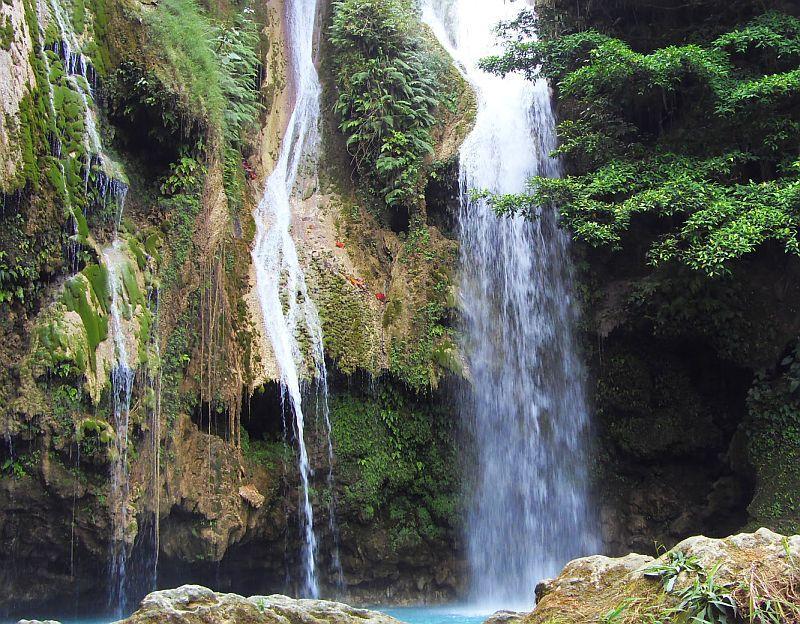 Mag aso falls bohol philippines entrance4