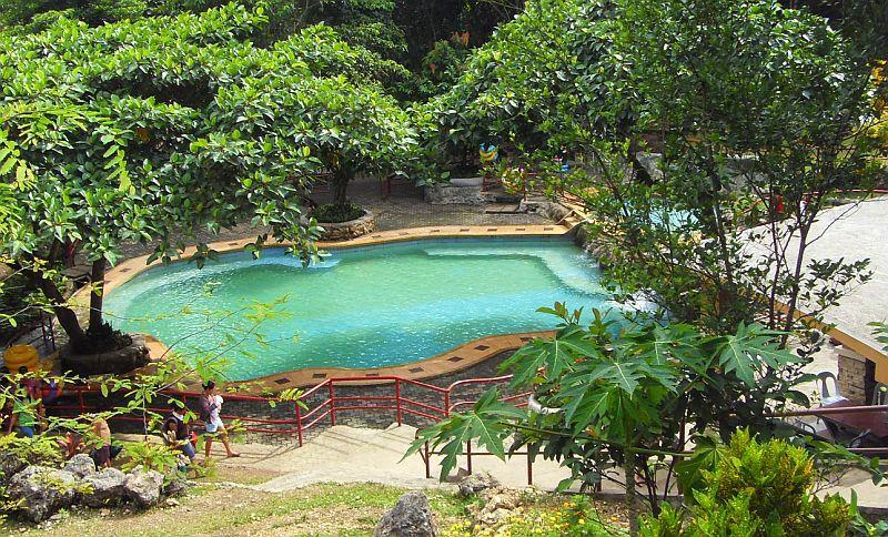 Mag aso falls bohol philippines2