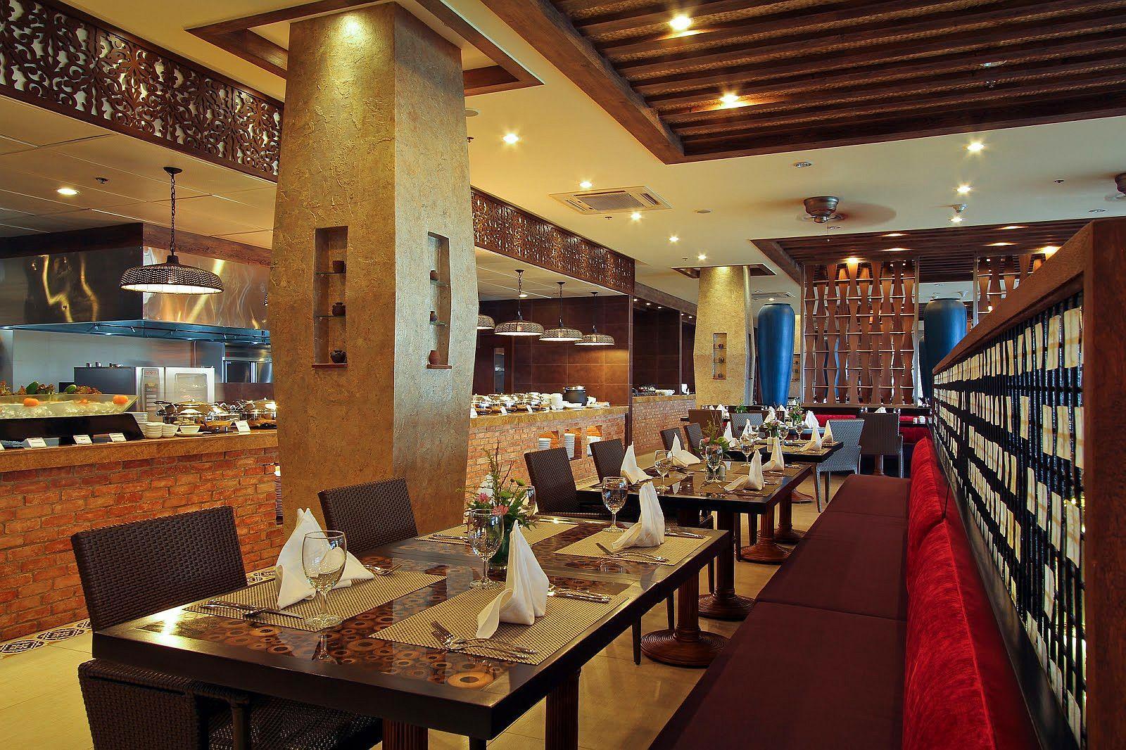 The bellevue resort bohol restaurant