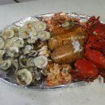 Linaw seafood platter