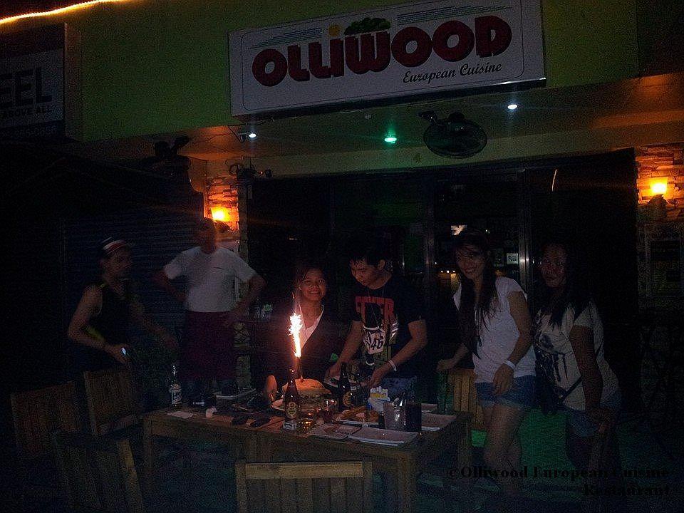 Olliwood european cuisine olmans plaza 16 graham ave tagbilaran bohol 2014 0007