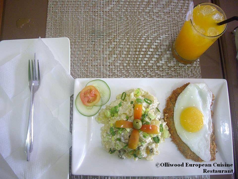 Olliwood european cuisine olmans plaza 16 graham ave tagbilaran bohol 2014 0010