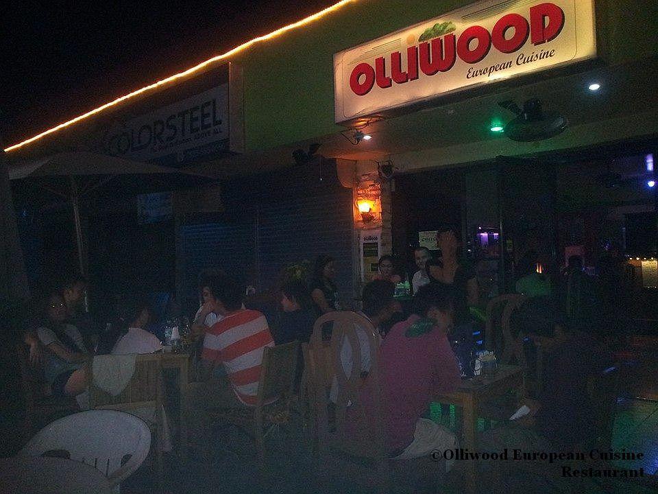 Olliwood european cuisine olmans plaza 16 graham ave tagbilaran bohol 2014 0012