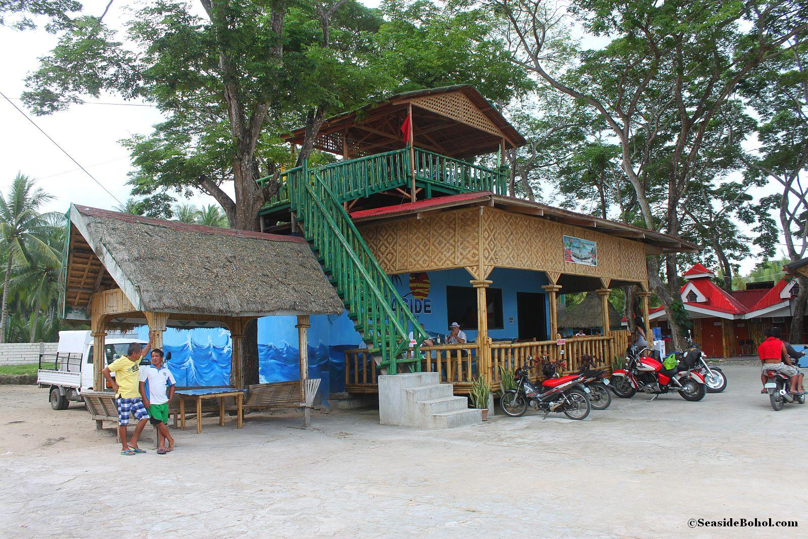 Seaside beach resort bohol 2014 0143
