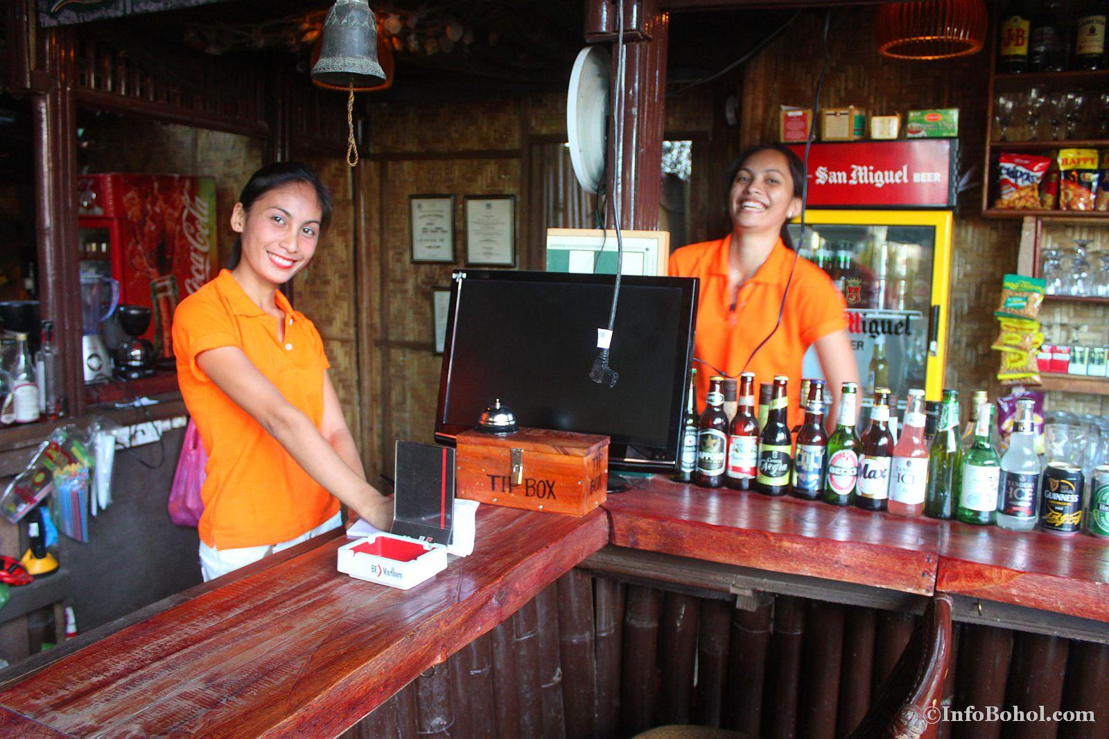 T2 restaurant bar alona beach panglao bohol 005