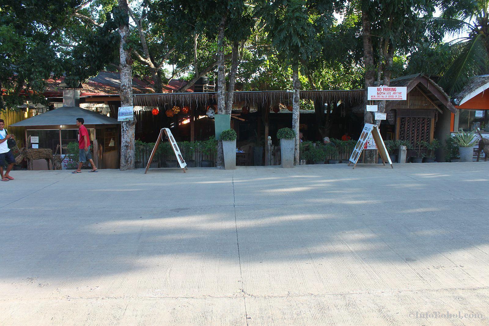 T2 restaurant bar alona beach panglao bohol 008