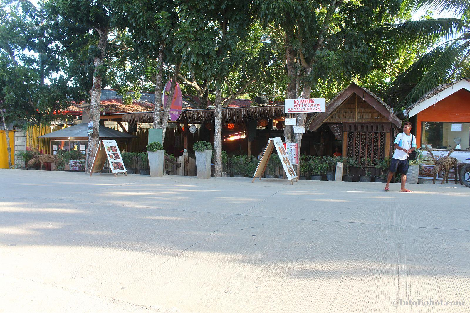 T2 restaurant bar alona beach panglao bohol 009