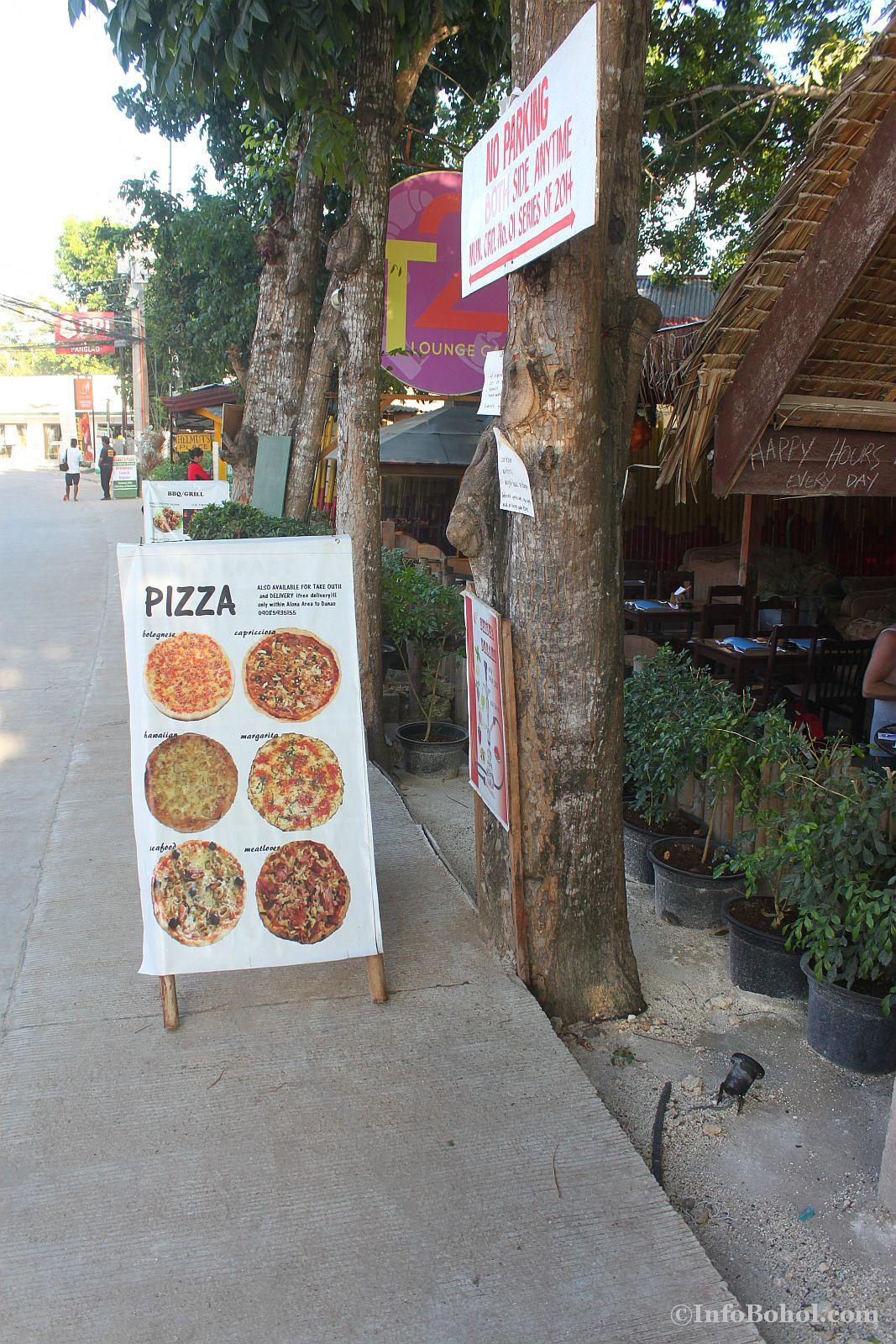 T2 restaurant bar alona beach panglao bohol 011