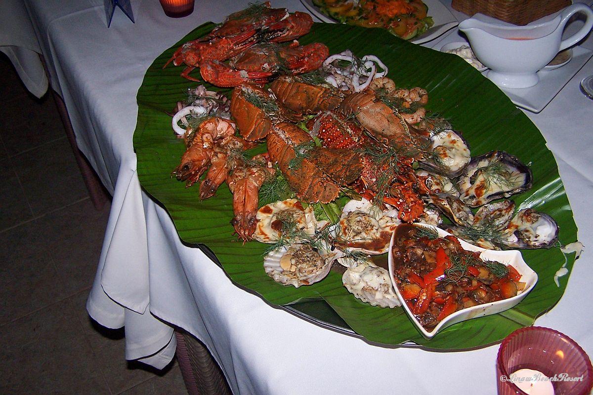 Linaw beach resort panglao island bohol pearl restaurant 002