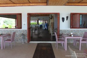 Pearl restaurant linaw beach resort 073