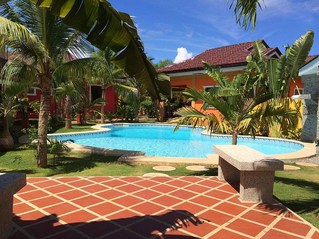 A very reasonable rates at the alona's coral garden resort, panglao, philippines! 002