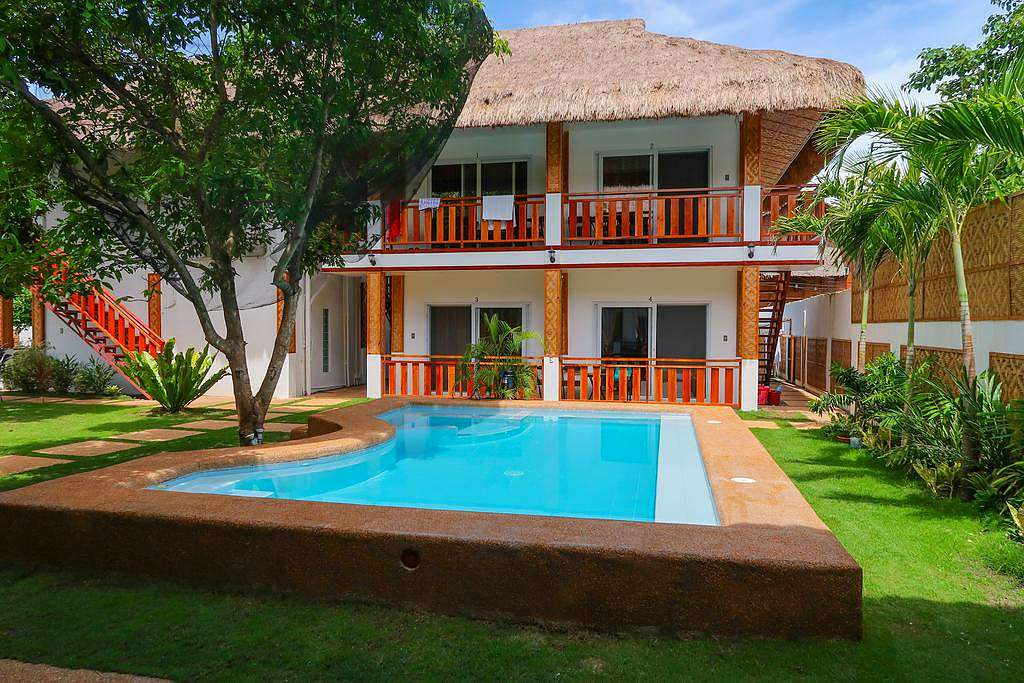 Best offers at the scent of green papaya resort panglao 002