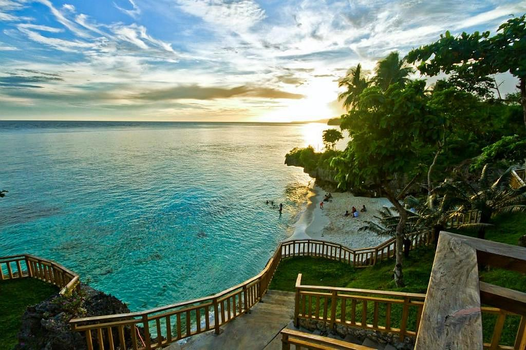 Great rates at the east coast white sand resort, anda, philippines! book here now! 005
