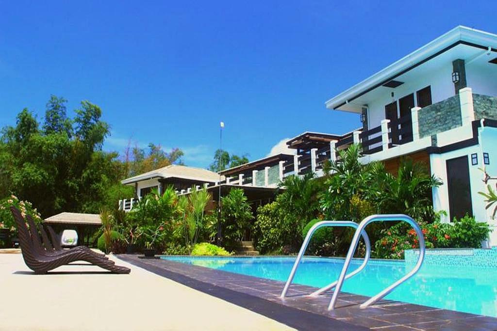 The resort la pernela beachfront, dauis, philippines great rates! 005