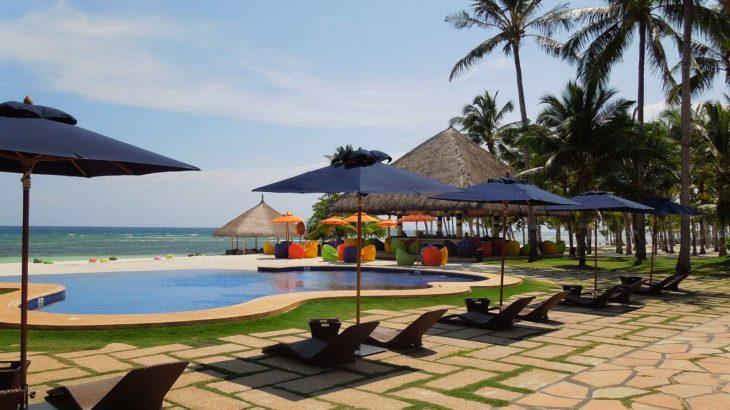 Bohol south palms resort pool