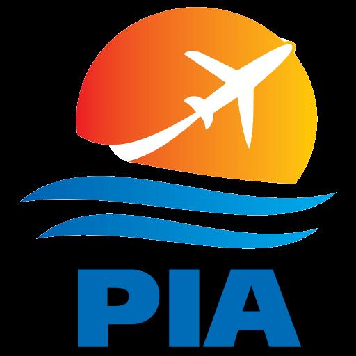 Cropped panglao international airport logo png