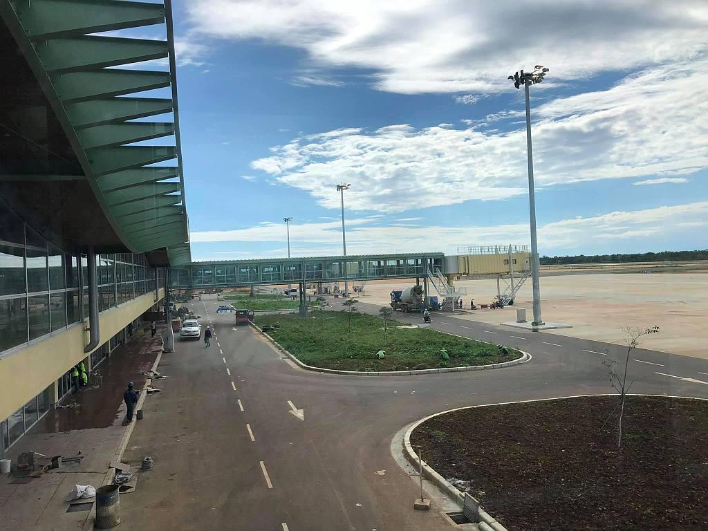 Thr new bohol panglao international airport 004
