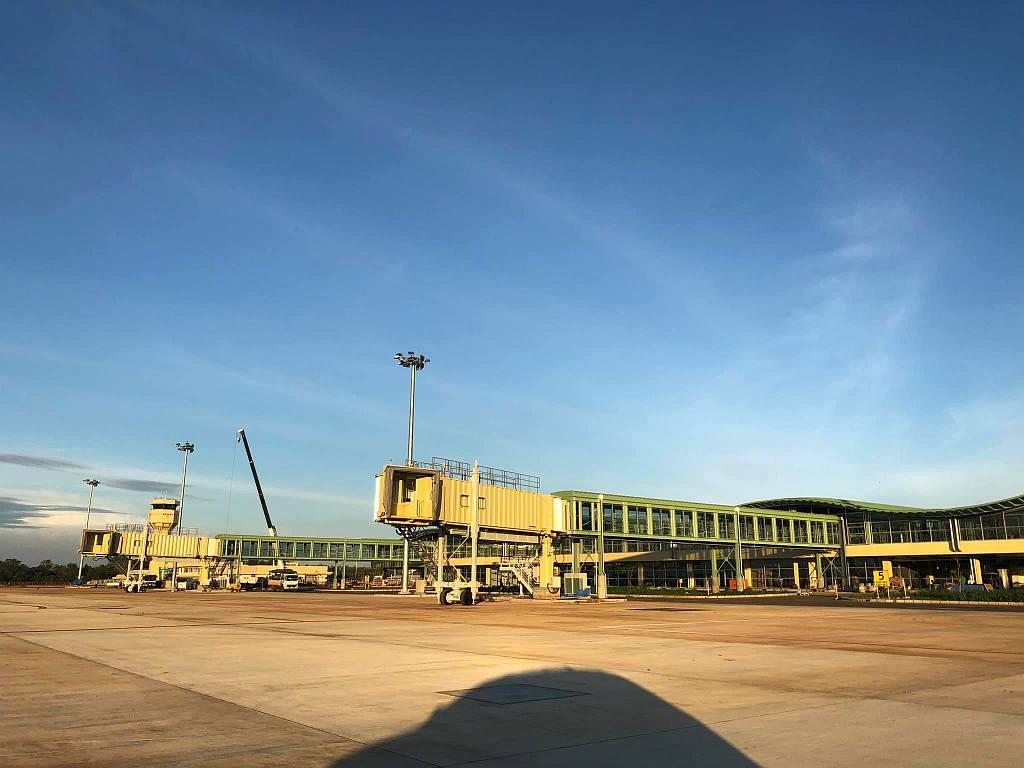Thr new bohol panglao international airport 008