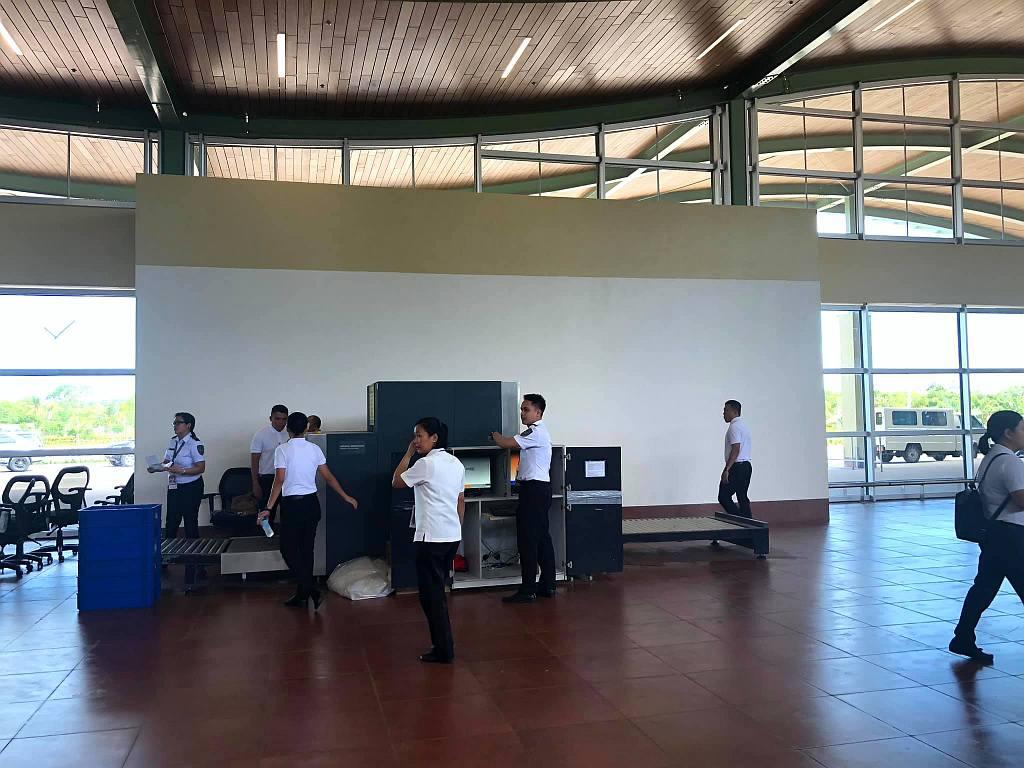 Thr new bohol panglao international airport 017