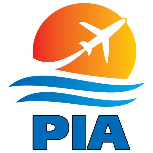 Panglao international airport logo