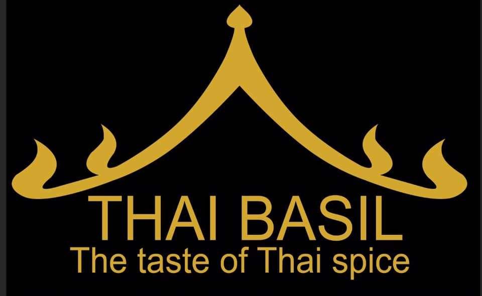 The thai basil restaurant panglao island bohol philippines logo