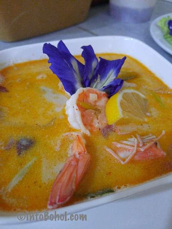 The thai basil restaurant panglao island bohol philippines015