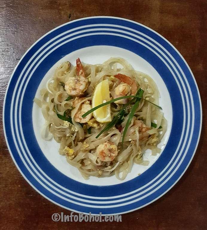 The thai basil restaurant panglao island bohol philippines022