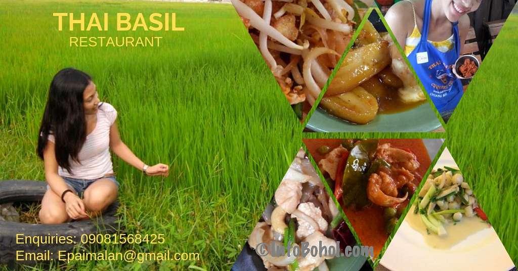 The thai basil restaurant panglao island bohol philippines023