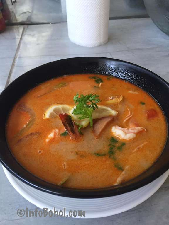 The thai basil restaurant panglao island bohol philippines028