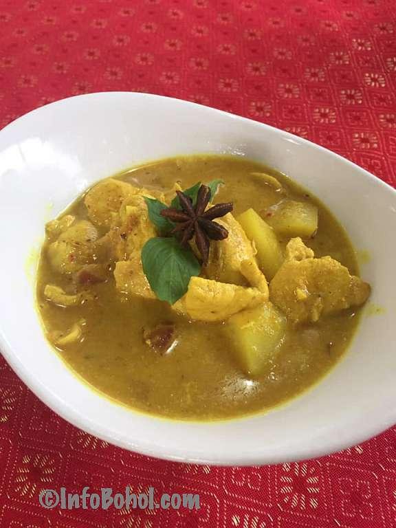 The thai basil restaurant panglao island bohol philippines046