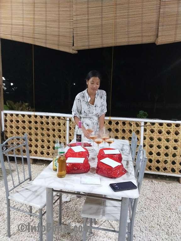 The thai basil restaurant panglao island bohol philippines050